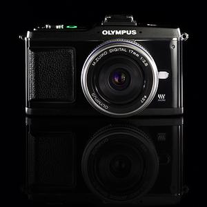 Olympus E-P2 - pierwsze zdjęcia testowe