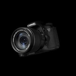 Canon EOS 7D: reklama telewizyjna i kinowa