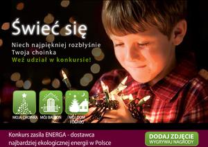 Świąteczny konkurs z oświetleniem - Najpiękniejsze iluminacje świąteczne w Polsce