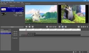 Darmowe tworzenie filmów od autorów odtwarzacza VLC - VideoLAN Movie Creator