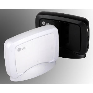 LG XG1 Chic - nowy zewnętrzny dysk twardy