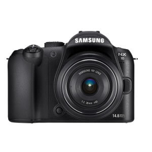 Znamy cenę Samsunga NX10!