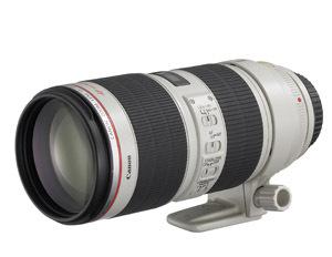 Canon prezentuje pogodoodporny teleobiektyw typu zoom - EF 70-200 mm f/2.8L IS II USM