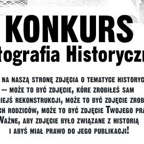 Fotografia historyczna - kolejny konkurs Focusa