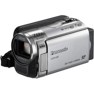 Szerokokątne kamery Panasonic - SDR-S50, SDR-T50 i SDR-H85