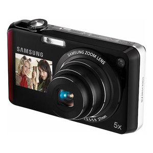 Kolejne kompakty z drugim wyświetlaczem z przodu - Samsung PL100 i PL150