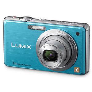 Panasonic Lumix DMC-FS10 i DMC-FS11