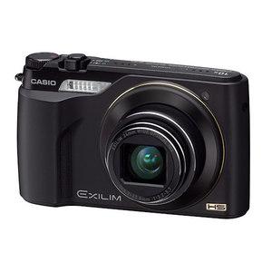 Szybkie aparaty kompaktowe od Casio - Exilim EX-FH100, EX-H15, EX-Z2000 i EX-Z550