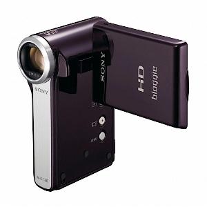 Sony Bloggie - trzy modele kamer kieszonkowych, MHS-PM5, MHS-PM5K i MHS-CM5