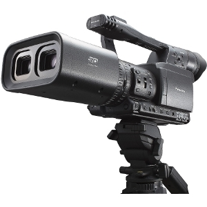 Zintegrowana kamera Full HD 3D kolejną nowością od Panasonica