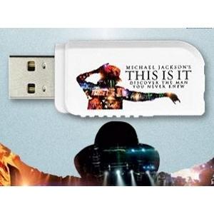 Michael Jackson i pamięć Kingston DataTraveler