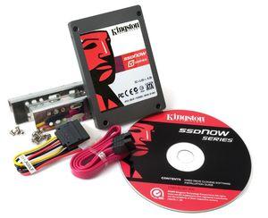 Dysk SSD od firmy Kingston - SSDNow V 30 GB