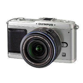 Olympus E-P1 i firmware 1.2