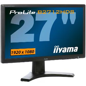 iiyama ProLite B2712HDS-1, czyli 27 cali dla wymagających