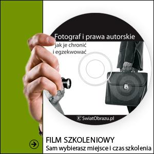 Fotograf i prawa autorskie - jak je chronić i egzekwować - film szkoleniowy