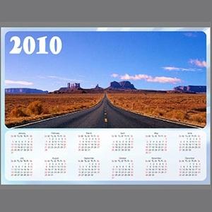 AMS Software Photo Calendar Maker do projektowania kalendarzy fotograficznych