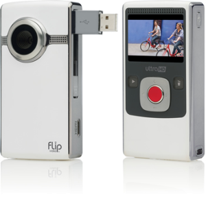 Kieszonkowe kamery Flip dostępne w iSource