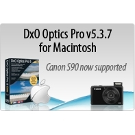 DxO Optics Pro 5.3.7 dla komputerów Mac