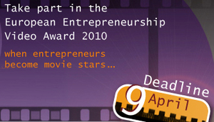 Druga edycja Europejskiego Konkursu Filmów o Przedsiębiorczości