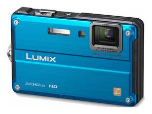 Panasonic Lumix DMC-FT2 - jeszcze twardszy Lumix z serii FT