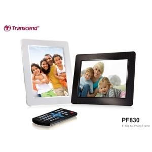 Transcend PF830 - ośmiocalowy wyświetlacz i czujnik AOS w nowej ramce cyfrowej