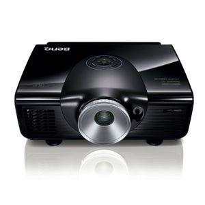 Projektory BenQ MP780ST, MX712UST, MP776ST, MP525ST, SP840, SP970, W1000 i W6000 - Benq prezentuje 8 nowych projektorów na targach ISE