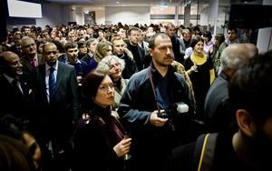 Fotorelacja w otwarcia wystawy World Press Photo w Toruniu