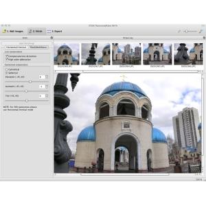 STOIK PanoramaMaker dla Mac OS X