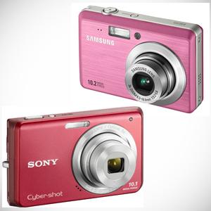 Samsung ES55 i Sony DSC-W 180 w promocyjnych cenach