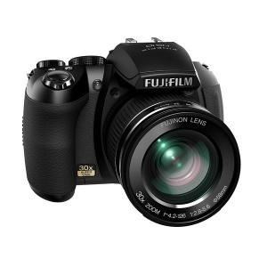 Fujifilm FinePix HS10 - 30-krotny zoom oraz nagrywanie filmów przy 1000 kl/s i Full HD