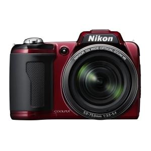 Nikon COOLPIX L110 - 15-krotny zoom i filmowanie HD Ready