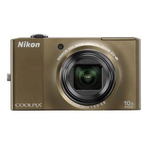 Nikon COOLPIX S8000 - 14 megapikseli i 10-krotny zoom optyczny