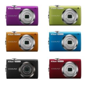 Nikon COOLPIX S3000 - szerokokątny i kolorowy