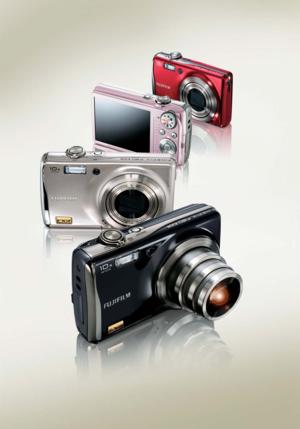 Fujifilm FinePix F80EXR - nowoczesna matryca i wideo w HD