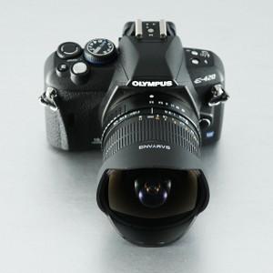 Samyang 8 mm f/3.5 Fisheye z mocowaniem Olympus 4/3 - zdjęcia przykładowe