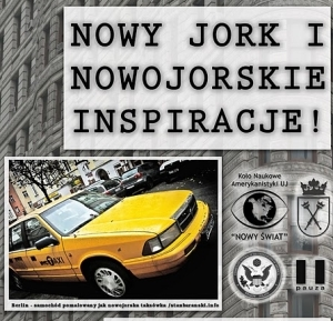 Nowy Jork i Nowojorskie Inspiracje - konkurs fotograficzny