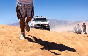 Sony DSLR-A550 i Sony DSLR-A900 na rajdzie Dakar 2010