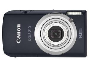 Canon IXUS 210 - dotykowy wyświetlacz i matryca w wysokiej rozdzielczości