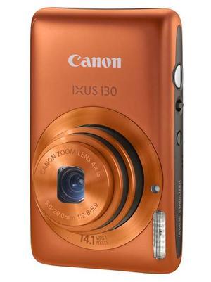 Canon IXUS 130 i IXUS 105 - kolejne kompakty z linii IXUS