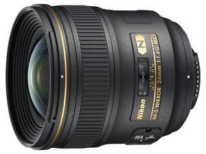 AF-S NIKKOR 24mm f/1,4G ED - Nikon prezentuje profesjonalny, jasny, szerokokątny obiektyw dla pełnej klatki