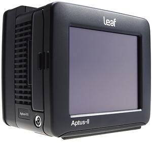 Leaf Aptus-II 8 - najszybsza 40-megapikselowa ścianka średniego formatu na świecie