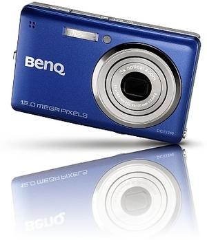 BenQ E1240 - tryby półautomatyczne i wideo High Definition