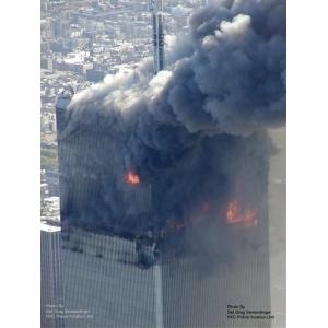 World Trade Center - niepublikowane zdjęcia z 11 września