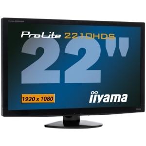 iiyama ProLite E2210HDS - 22-calowy monitor Full HD z niskim zużyciem energii