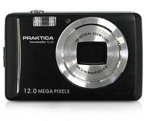 PRAKTICA Luxmedia 12-Z5 - kompakt z auto bracketingiem