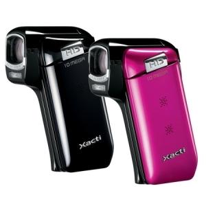 Sanyo w ofercie iSource - kompaktowe kamery Sanyo Xacti