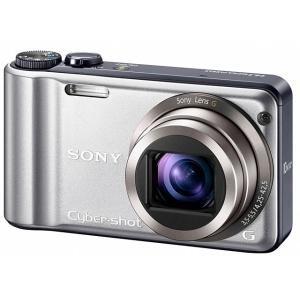 Sony Cyber-shot DSC-H55 z 10-krotnym zoomem optycznym i filmowaniem w 720p