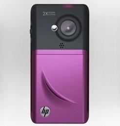 HP V1020h - kieszonkowa kamera za sto dolarów