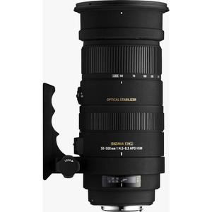 Sigma APO 50-500mm F4.5-6.3 DG OS HSM - imponujący telezoom od Sigmy w nowej wesji