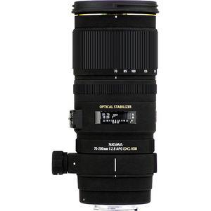 Sigma APO 70-200mm F2.8 EX DG OS HSM - bardzo jasny telezoom od Sigmy